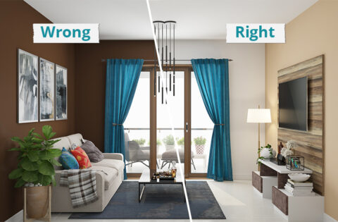 Interior mistakes to avoid in your home for functional and aesthetic look