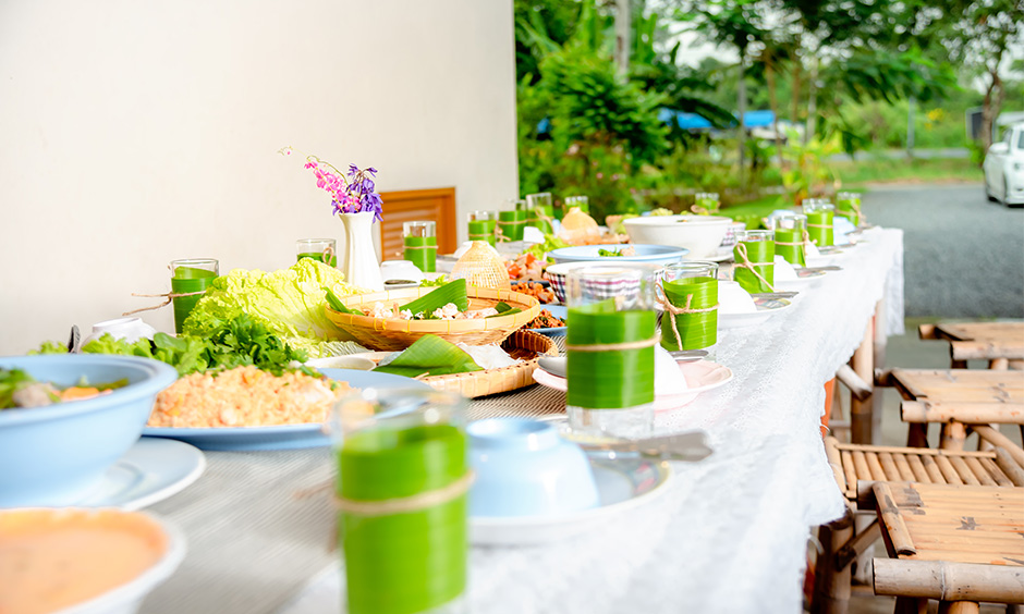 Ugadi decoration ideas for your dining table