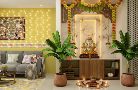 Ugadi pooja decorations for your home