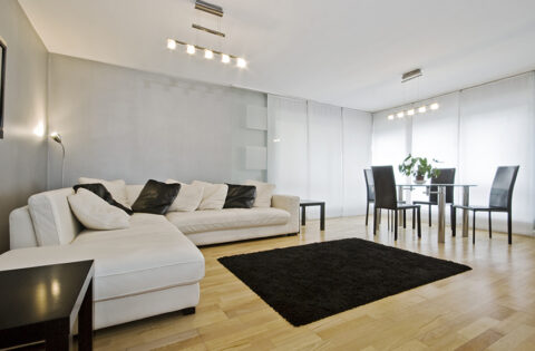 Fabulous laminate flooring designs for your home