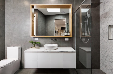Modern bathroom tiles for your home
