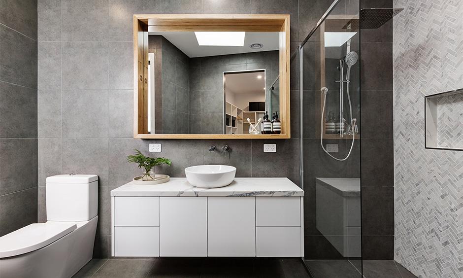 Modern bathroom tiles for your home