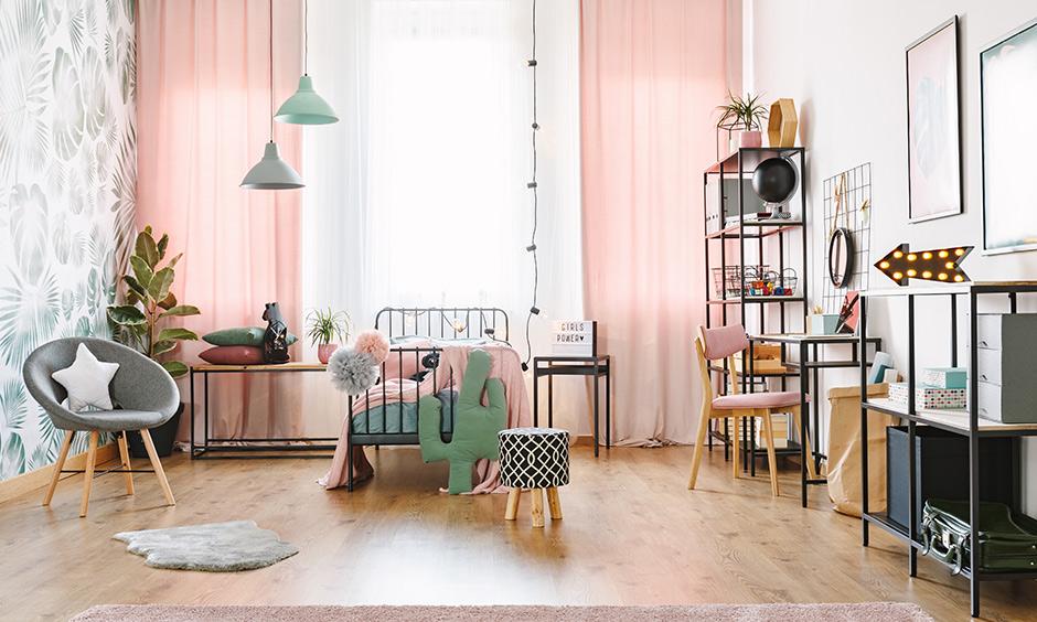 Beautiful DIY room decor for girls