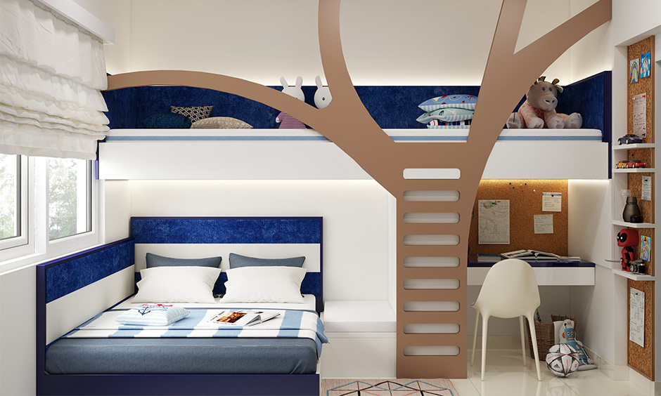 Fun bunk bed designs for boys which make bedrooms the new happy place