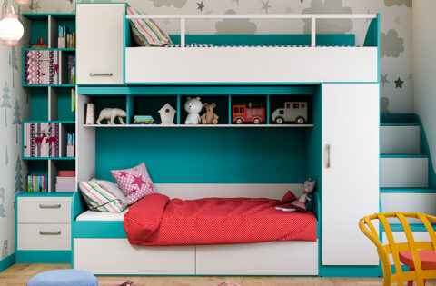 Awesome bunk beds for boys for your home