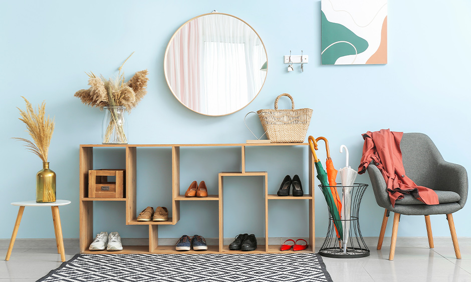 Space saving shoe rack ideas for your home