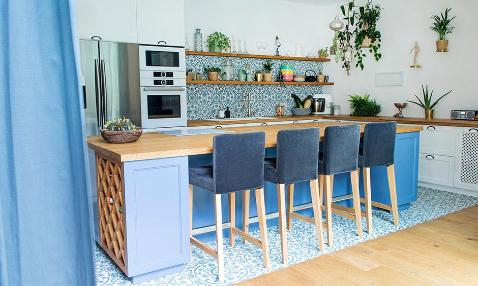 Mediterranean interior design for your kitchen