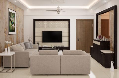 Stunning corner table designs for living room