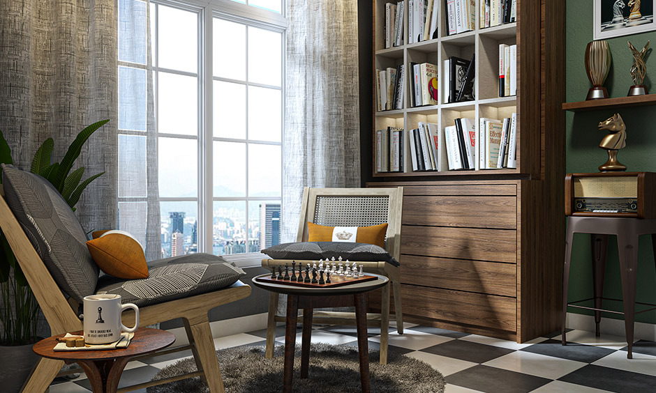 10 simple and chic entertainment room ideas for your home