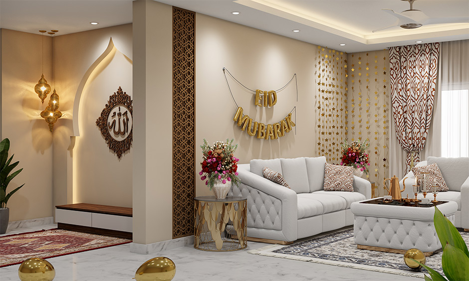Simple and stylish eid decoration ideas for your home