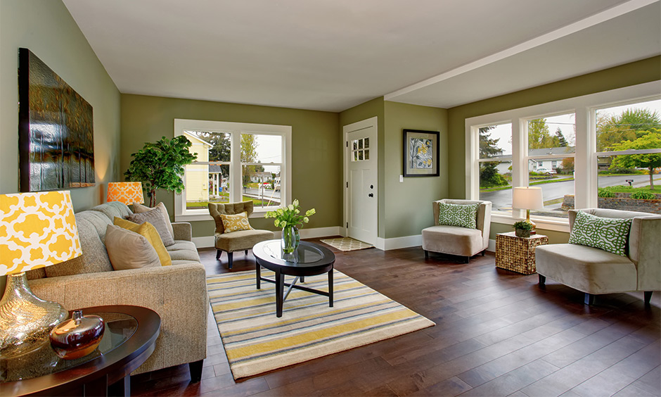 Latest colour schemes for living rooms for your home