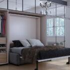 Comfortable space saving beds