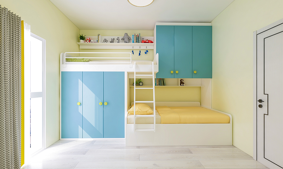 Fun and functional space saving kids beds for your home