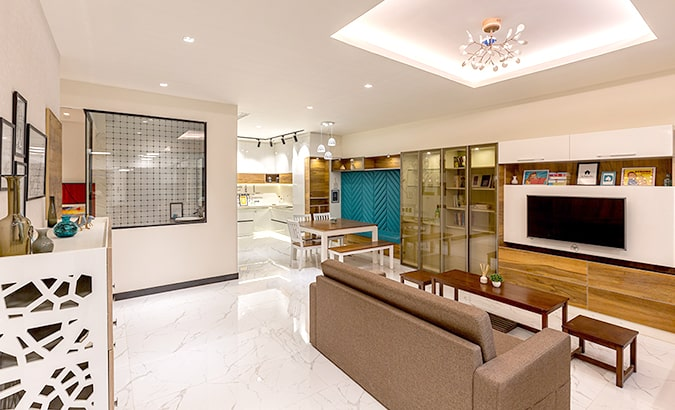 Home interior design studio in Hyderabad with best interior designers.