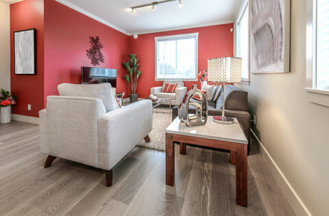 Amazing red wall paint combinations for your home