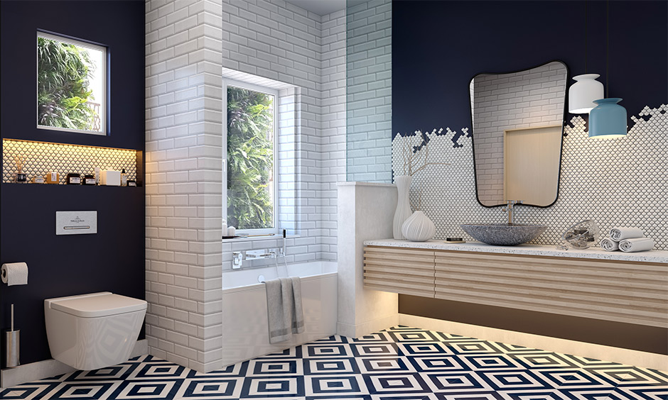 Amazing bathroom wall decor and art ideas for your home