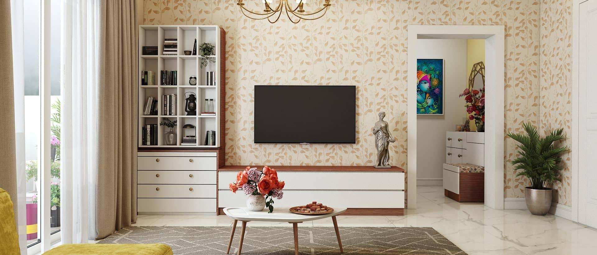 Home Interiors by best home interior design studio of Design Cafe.