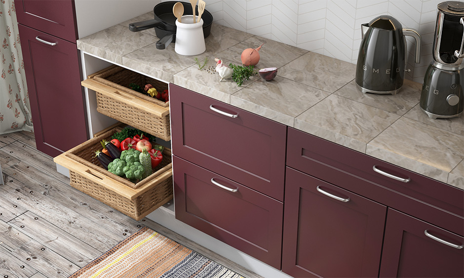 Beautiful tile kitchen countertops for your home