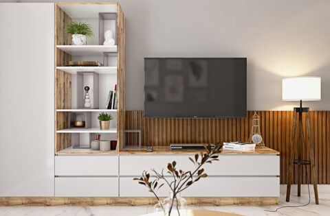 Wall mounted tv cabinet design ideas for your home