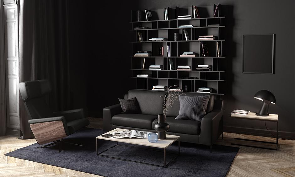 dark interior designs for your home