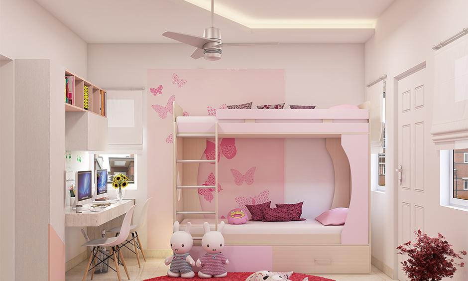 False ceiling designs for kids bedroom