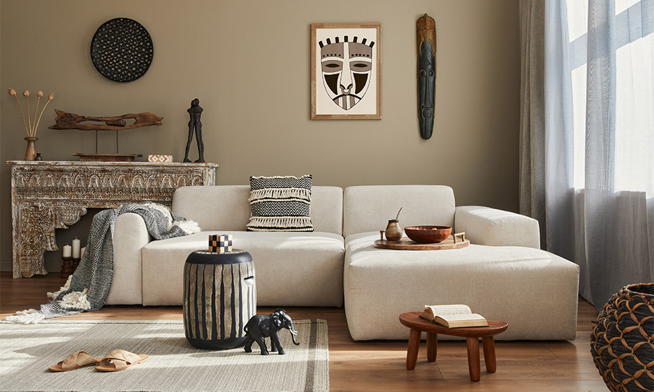 Tribal room decor for your home
