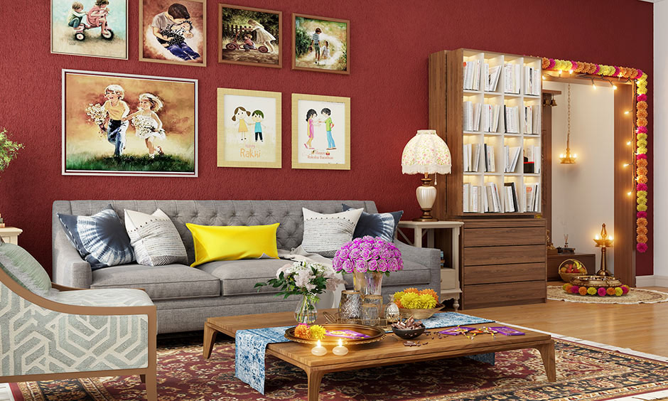Raksha bandhan decoration ideas for your home