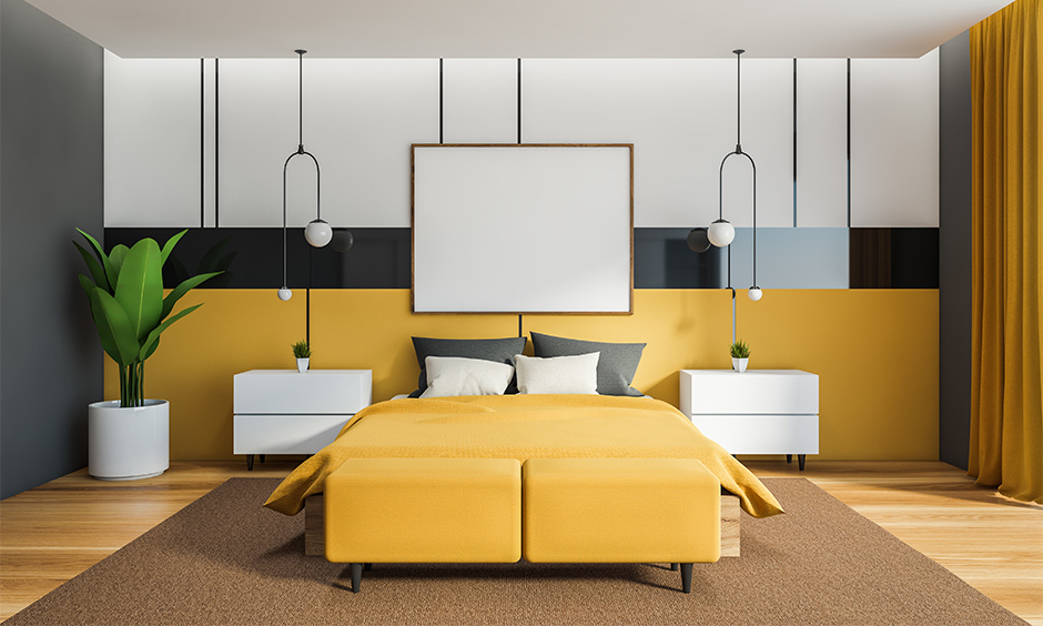 Yellow Bedroom decor ideas for your home