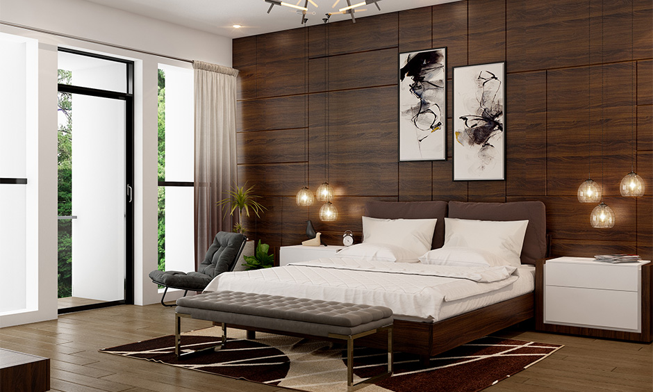Gorgeous dark bedroom designs for your home