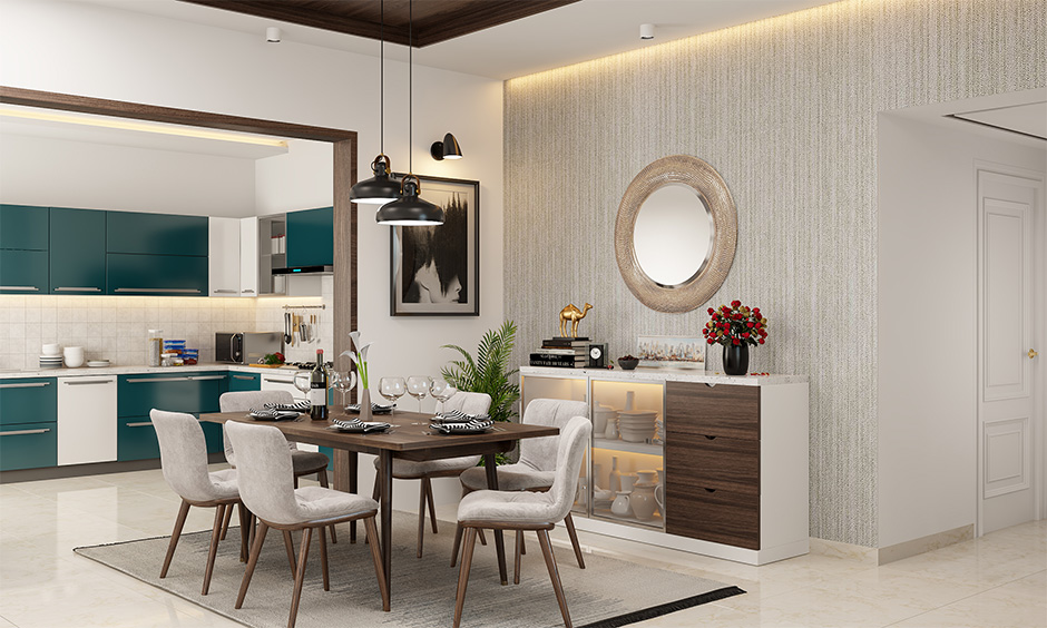 Different dining room style designs for your home
