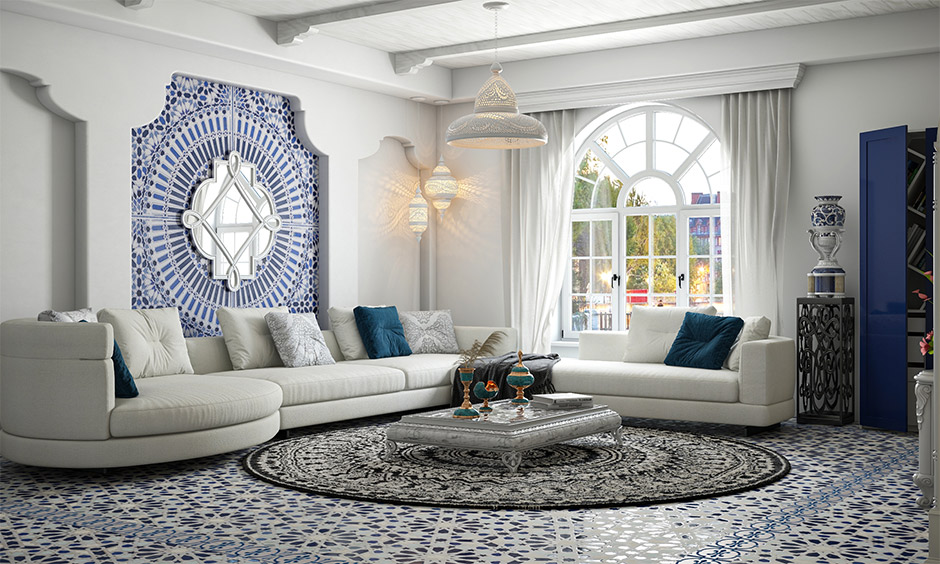 Moroccan interior designs for your home