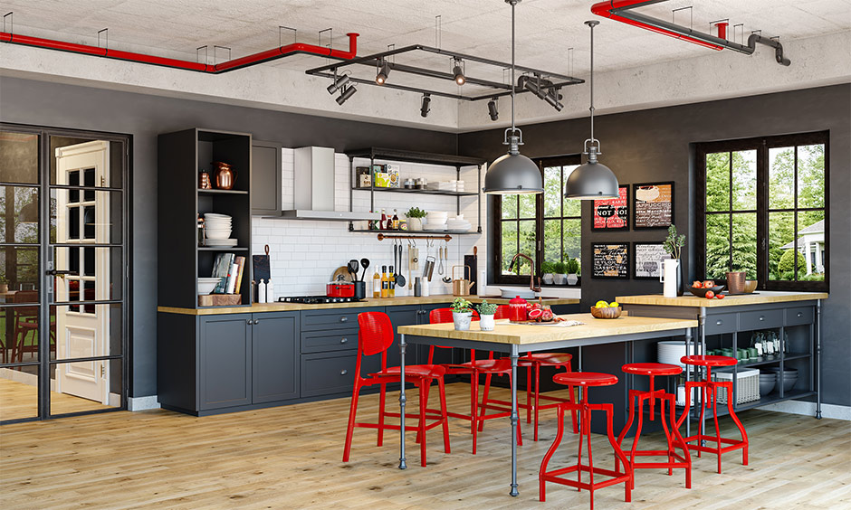 Stunning red dining room ideas for your home