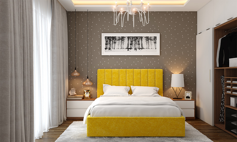 Bedroom lights decor ideas for your home