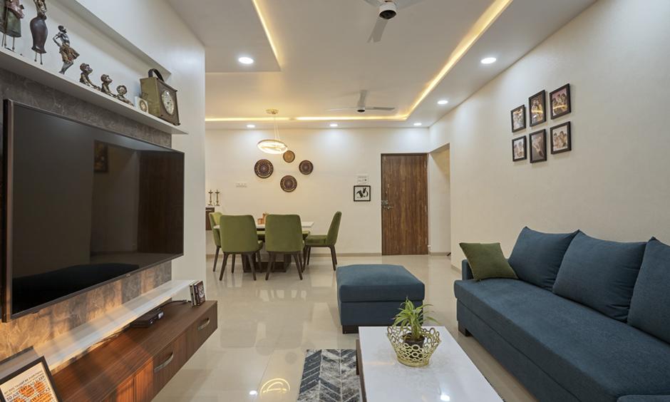 Ways to make your mumbai small house look bigger