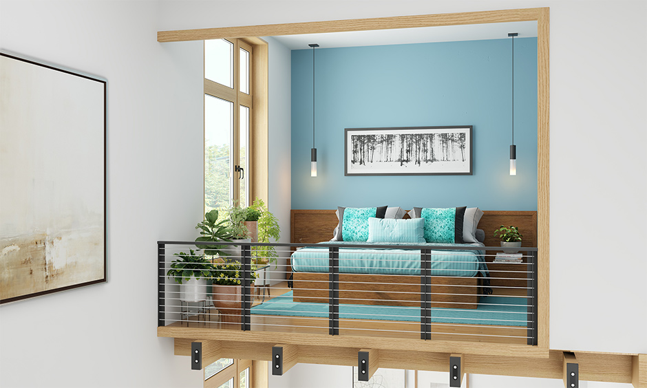 Gorgeous loft bedroom ideas for your home
